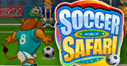 Игровой автомат Soccer Safari