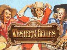Автомат Красотки С Запада в казино Корона
